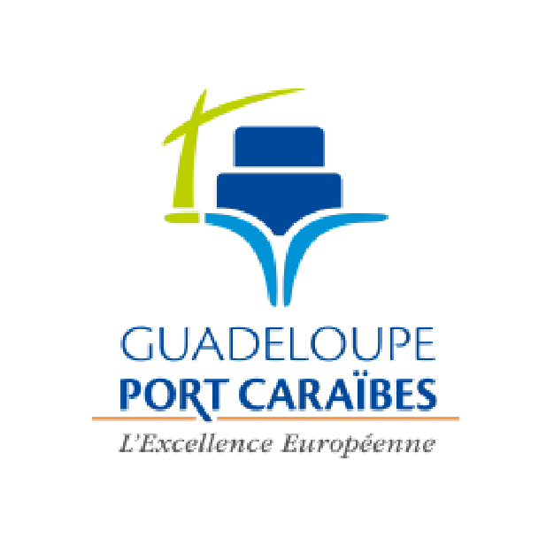 logo GUADELOUPE PORT CARAIBES