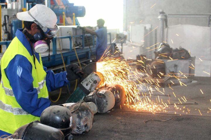 Traitement déchets industriels